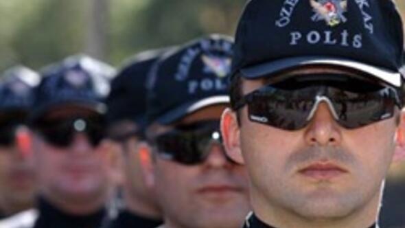 Polislere müjde