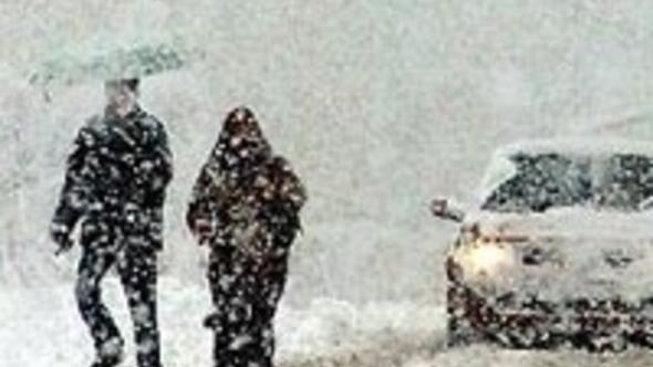 İstanbula Çarşamba günü kar yağacak