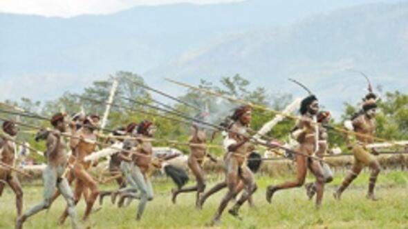 Endonezya'nın yaşayan etnografya müzesi