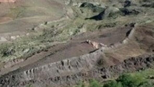 Nuh'un Gemisi Ağrı Dağı'nda bulundu