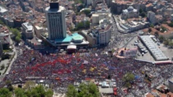 İstanbulda 1 Mayısta ulaşım yasakları