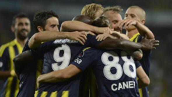 Fenerbahçe 5-2 Sivasspor