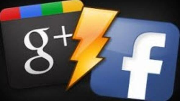 Google+, Facebooku ezdi