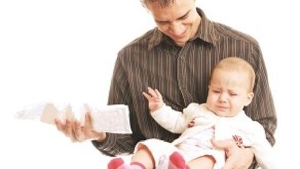 Çocuğun altını değiştiren baba iyi bir rol modeli değil mi