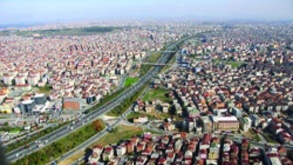Kentsel dönüşüm için yıkılacak binalar belirlendi