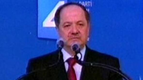 Barzaniye Türkiye seninle gurur duyuyor sloganı