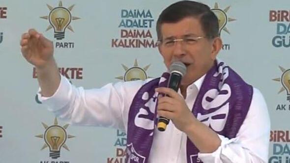 Davutoğlu: HDP saldırısını yapan zanlı DHKP-Cden tutuklanan bir terörist