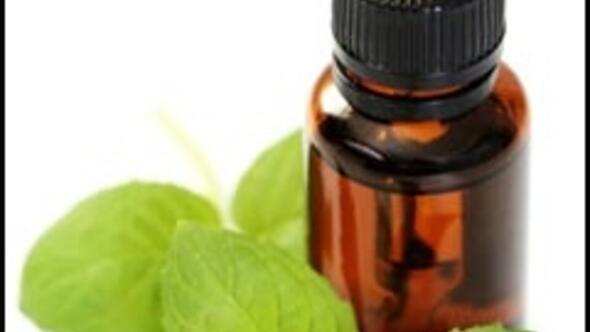 Migrene karşı nane yağı