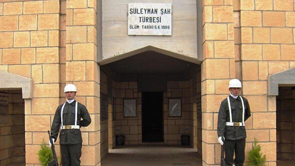 IŞİD, Süleyman Şah tehdidini 15 Martta yapmış