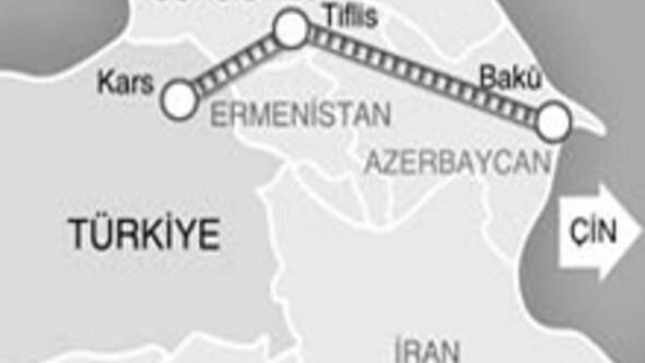 Kars-Tiflis-Bakü Demiryolu projesi ve beklentiler