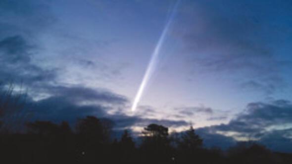 Asrın kuyruklu yıldızı ISON hakkında 5 gerçek