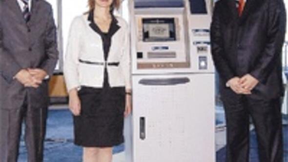 e-imzası olana bankaya gitmeden ATM'den kredi