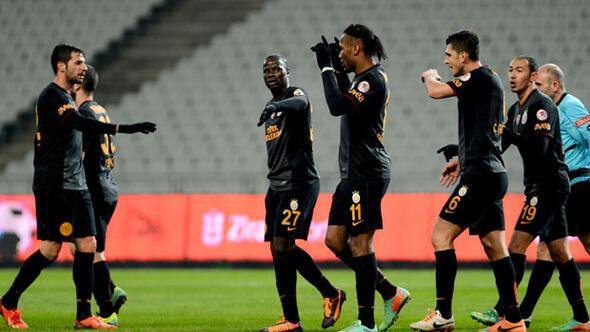 Galatasaray 3 - 0 Elazığspor