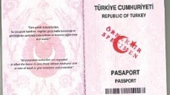 AB'ye uygun 'çip'li pasaport haziranda geliyor süresi 10 yıla çıkıyor