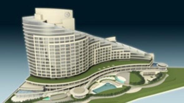 Sheraton Adana 2013te açılacak
