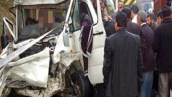 Malatyada kaza: 6 ölü