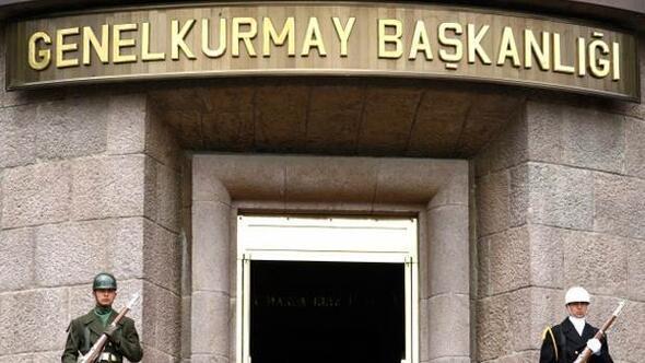 TSK: Gümrük memurlarını PKK kaçırdı