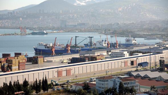 Rusyaya misilleme: 4 gemi Samsun Limanında tutuklandı
