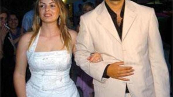 Tülin ile Caner evlendi