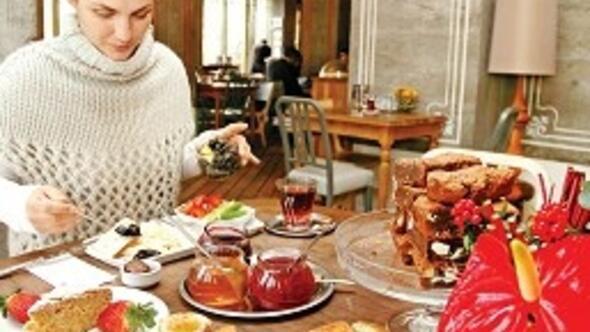 Yeni yılın ilk kahvaltısı için en iyi 10 adres