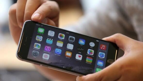 iPhone'un yeni ekranı yolda