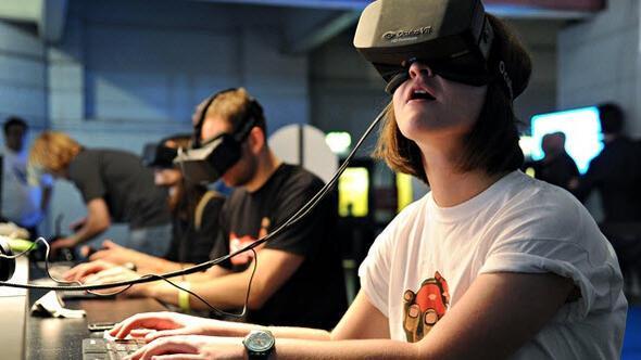 Oculus Rift 599 dolardan satışa çıktı