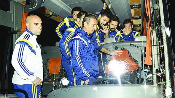 Fenerbahçeye saldırı iddianamesi hazırlanamıyor