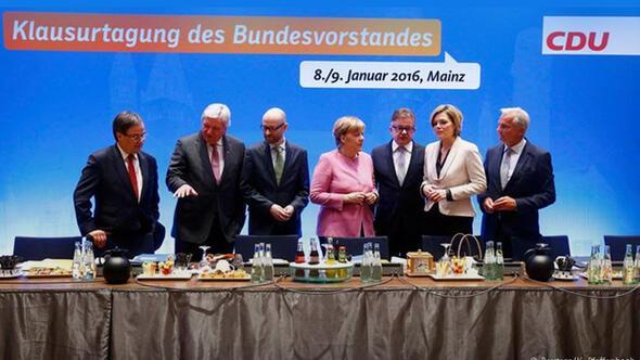 Almanya'da iltica yasası sertleştirilebilir
