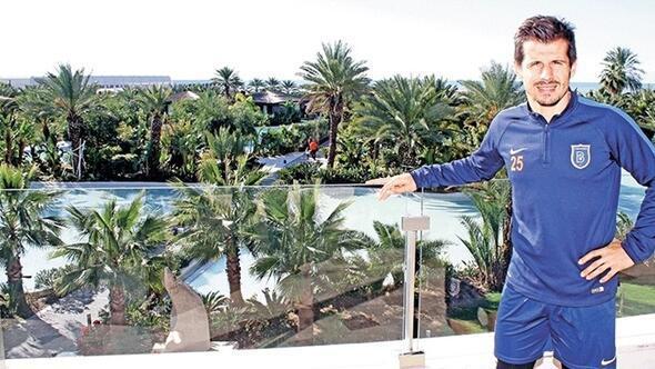 Emre Belözoğlu: Sadece F.Bahçeden gönderildim