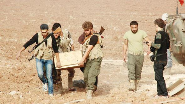 Türkmenler IŞİD'den 4 köyü aldı