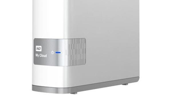 WDden 2 TB kapasiteli My Cloud