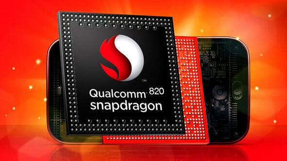 Snapdragon 820ye Samsung imzası
