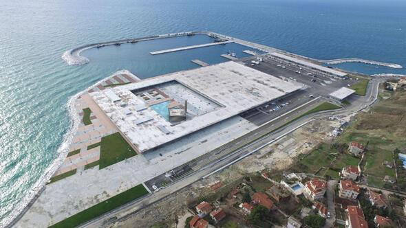 İstanbul'a balık artık Avrupa'nın en büyük tesisinden gidiyor