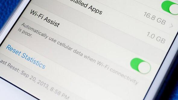 iPhoneların WiFi Assist ayarı fatura mı kabartıyor
