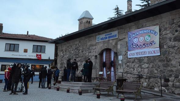 Odunpazarı Kaymakamlığı, kültür merkezine kilit vurdu