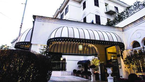 Ferit Şahenk Romada otel aldı