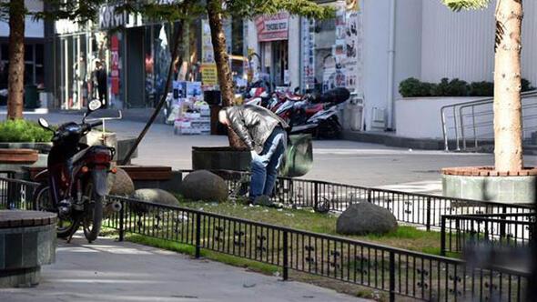 Antalyada patlama: 2 yaralı
