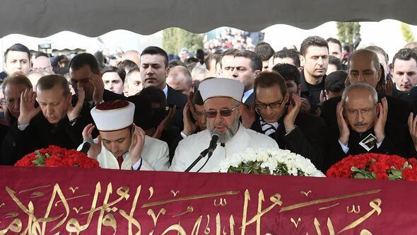 Müftüden Mustafa Koç için duygulandıran sözler