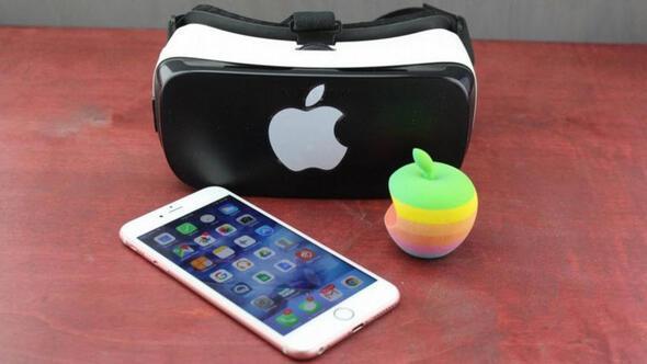 Appleın gizli projesi ortaya çıktı