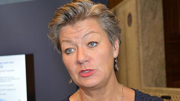 Ylva Johansson: Sığınmacıların iş gücüne ihtiyacımız var