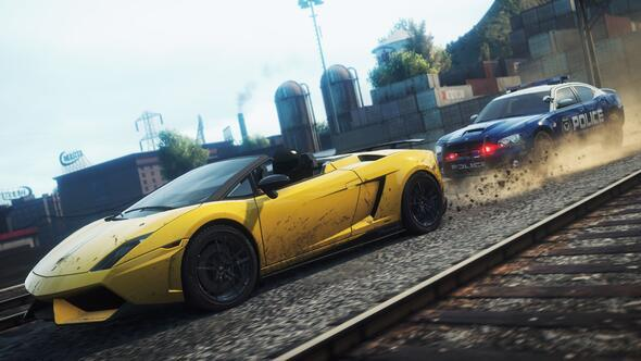 Need for Speed: Most Wanted artık bedava indirilebiliyor