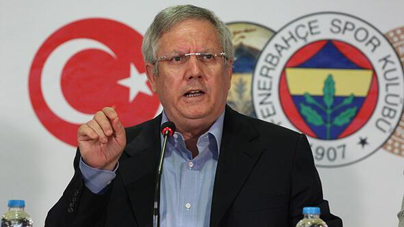 Aziz Yıldırım: Bu ülkeye şikeyi getiren Galatasaraydır
