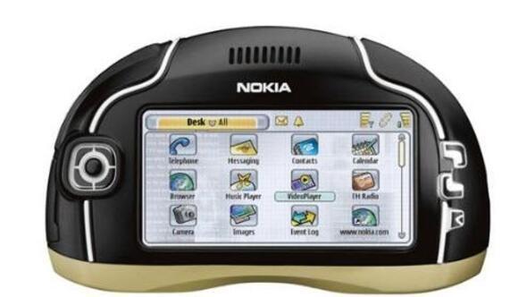 Nokianın sıradışı telefonları