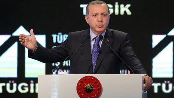 Cumhurbaşkanı Erdoğandan sert mesajlar: Bizim alnımızda enayi yazmıyor