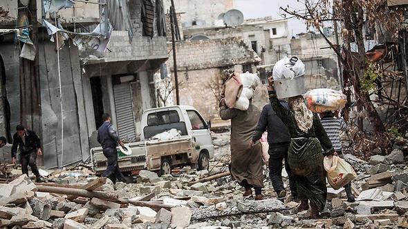 Suriye için varılan ateşkeste ilk pürüz