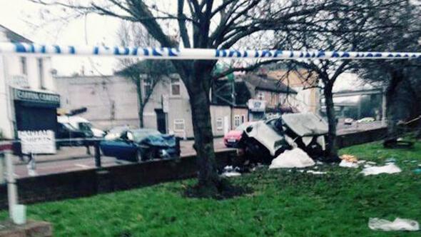 Londradaki korkunç kazada hayatını kaybeden kişi 16 yaşındaki Elif Kaya