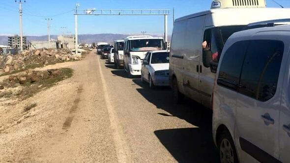 Şırnak'ın İdil İlçesi'nde sokağa çıkma yasağı