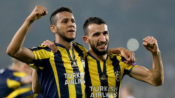 Fenerbahçe 2-0 Lokomotiv Moskova