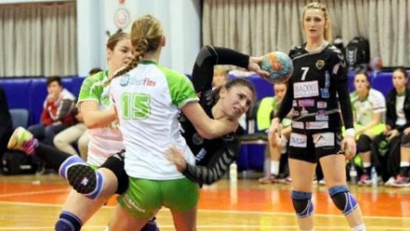 Kastamonu Belediyespor: 25 - Virto-Quintus: 23 (Kastamonu Belediyespor Avrupada yarı finale yükseldi)