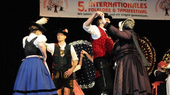 5. Uluslararası Nürnberg Folklor Şöleni